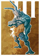 Demon III by Dan Qualizza