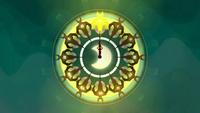 Hour Demons Clock