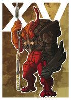 Demon XV by Dan Qualizza