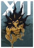 Demon XII by Dan Qualizza