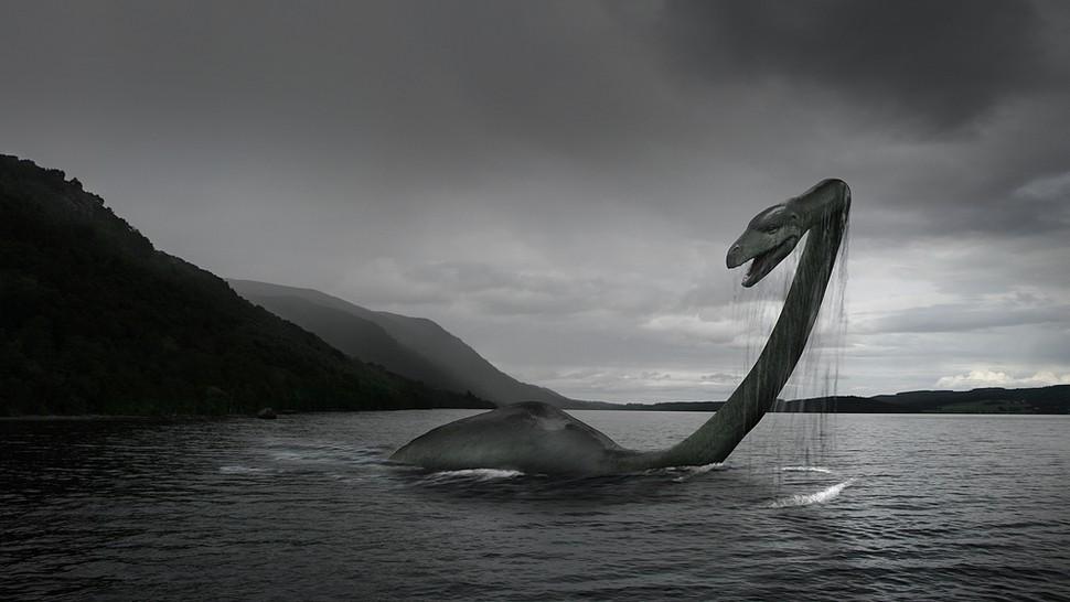 Ungeheuer Von Loch Ness