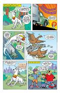 Krypto the Superdog issue 1 page 3