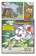 Krypto the Superdog issue 5 page 1