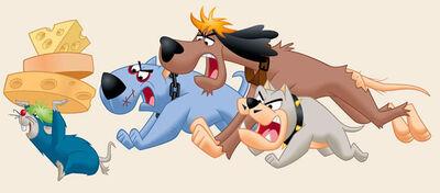 Junkyard Dogs (Krypto) 01