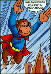 Beppo from Krypto the Superdog Issue 6