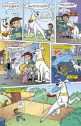 Krypto the Superdog issue 1 page 5