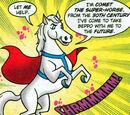 Comet the Super-Horse