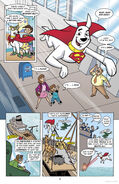 Krypto the Superdog issue 1 page 7
