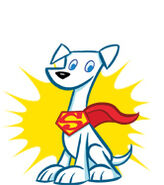 Krypto DC Super Pets