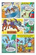Krypto the Superdog issue 5 page 3