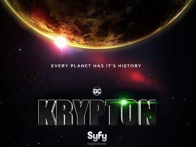 Image result for krypton t v series