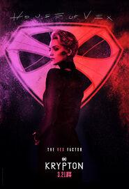 Krypton Vex poster