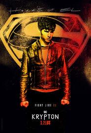 Krypton Seg-El poster