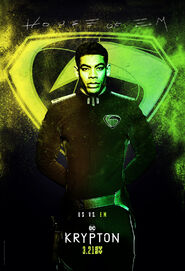 Krypton Em poster
