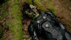 Brainiac's corpse