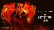 Krypton key art - In Zod We Trust
