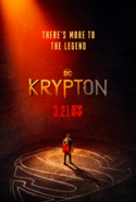 Krypton poster - There's More to the Legend