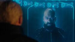 General Zod demands Jax-Ur