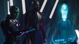 Brainiac counsels Seg-El