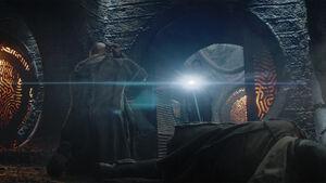 Lyta-Zod's betrayal