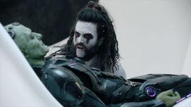 Lobo with Brainiac