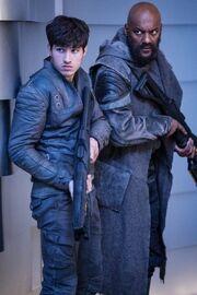 Seg-El & Dru-Zod