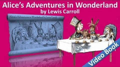 Alicja w krainie czarów Audiobook by Lewis Carrol (angielski)