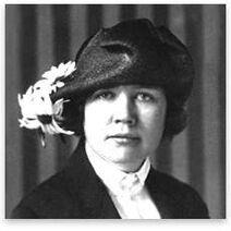 Rose Wilder Lane 1910s