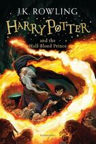 Half-Blood Prince new cover