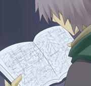1-63 Asha's map drawn from memory