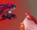 1-71 Sagara confronts Brilith.png