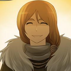 Siera (de vez en cuando)sonríe