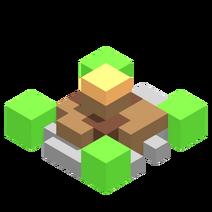 Bonfire Green