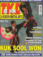 Tae Kwon Do and Korean Martial Arts 04-2005