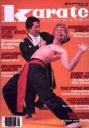 Karate Illustrated 09-1985