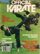 4-86 Official Karate