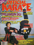 6-90 Official Karate