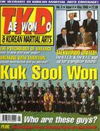 Taekwondo and Korean MA 05-2000