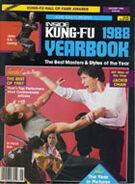 Inside Kung Fu Yearbook 01-1988