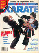 10-1986 Inside Karate Magazine