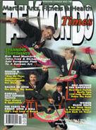 Taekwondo Times 11-2000
