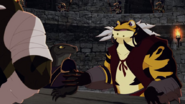 Ponto and Lizard prisoner