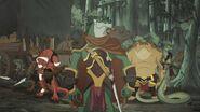 Killara and his troops