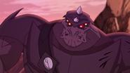 Commander Pigo's reason to Darel