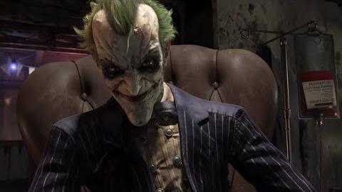 Batman Arkham City Teaser Trailer