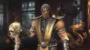 The king of mk scorpion