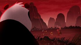 Кадр Кунг-Фу Панда Секреты свитка Kung Fu Panda Secrets of Scroll (Дубляж.2016) (1) (00-17-42)-0