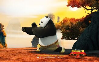 Po-Post-in-Kung-Fu-Panda-2-in-1920x1200-Pixel-Guy-Busy-in-Practicing-Kung-Fu-He-is-Determined-to-be-the-Winner-TV-Movies-Post