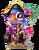 PirateCaptainParrotAdult