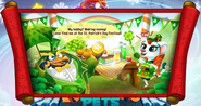 New event - St. Patrick